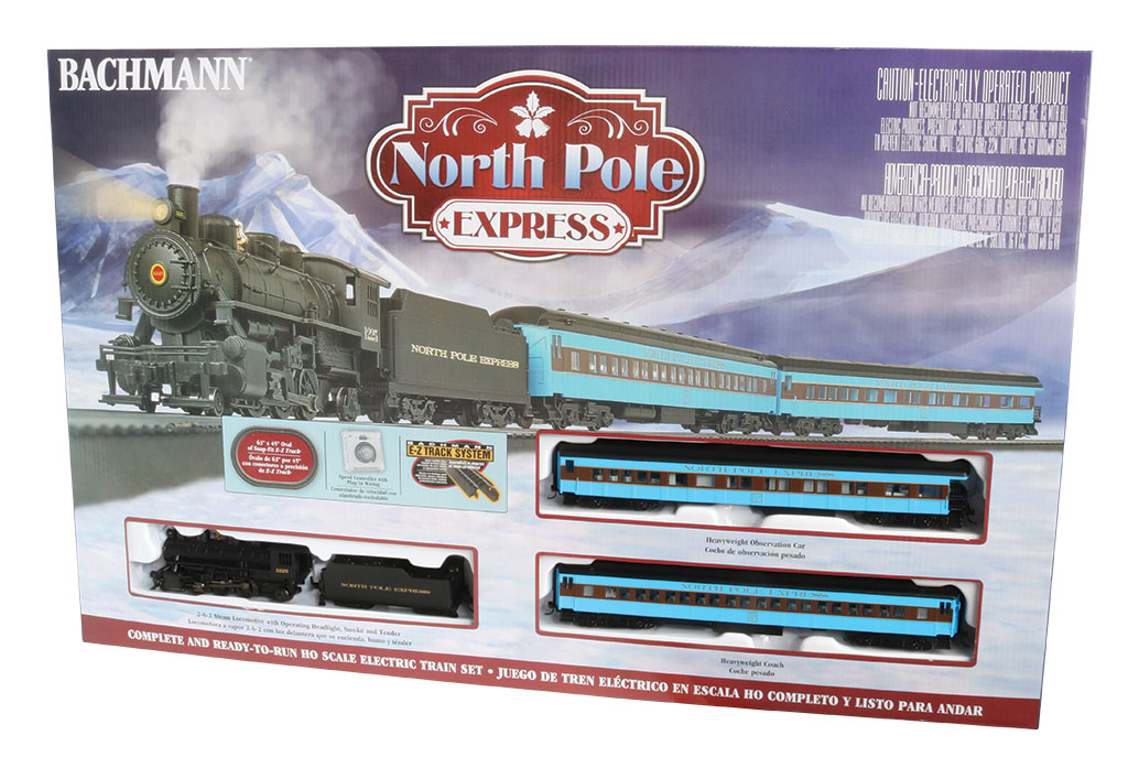 North Pole Express (HO Scale)