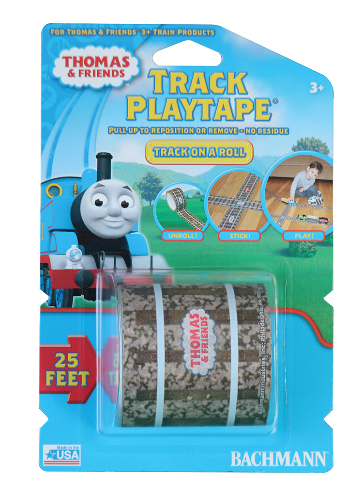 "Thomas & Friends™ Track PlayTape® 25 x 2"" (HO Scale)"