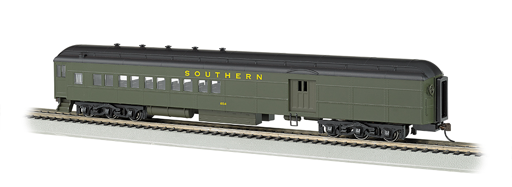 Southern #654 - 72' Heavyweight Combine w/ 2 window door