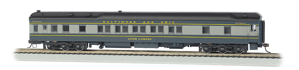 Baltimore & Ohio® - Heavyweight 80' Pullman (HO Scale)