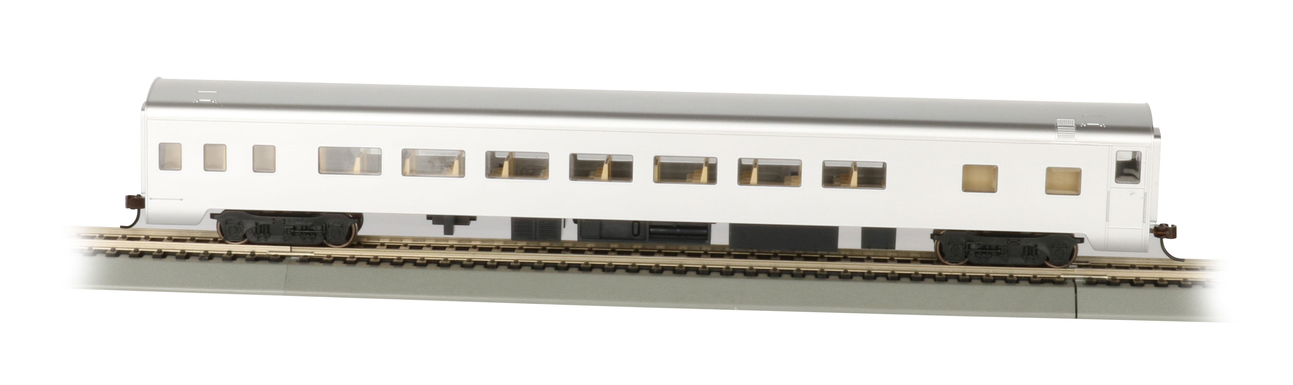 BAC14208 Bachmann Industries HO 85'SS Coach Pntd Unletter 160-14208