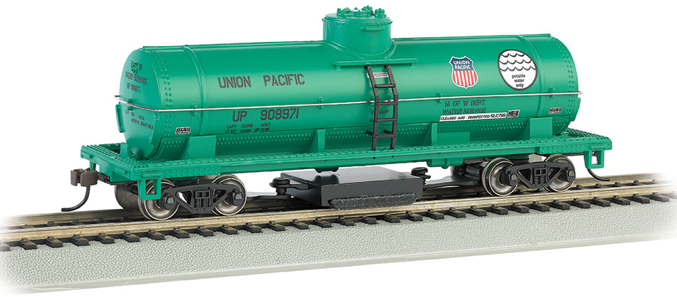 Union Pacific® MOW - Track-Cleaning Single-Dome Tank Car