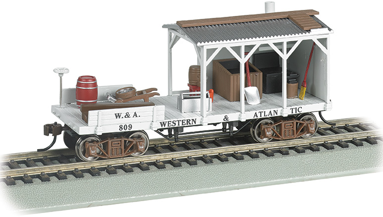 Western & Atlantic RR - Blacksmith Car