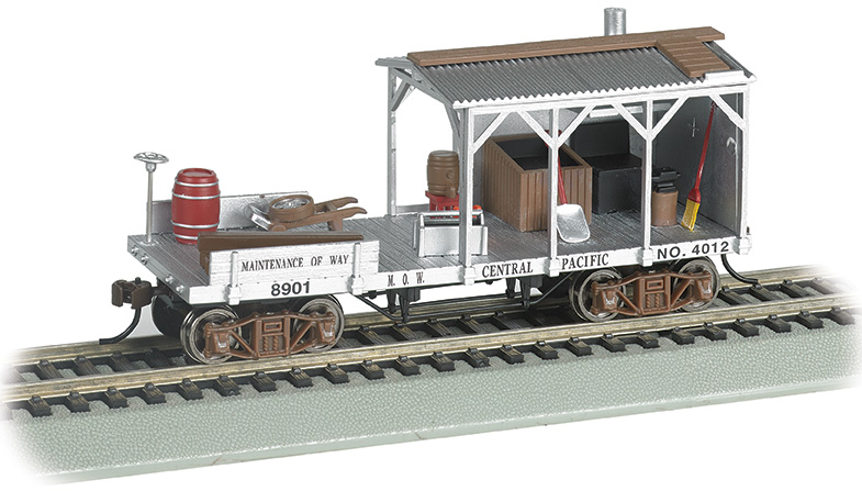 Central Pacific - Blacksmith Car