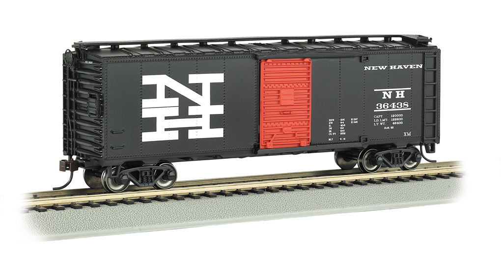 New Haven - McGinnis - 40' Box Car (HO Scale)