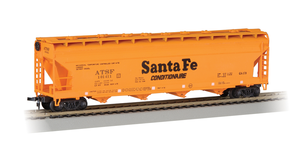 Santa Fe - 56' ACF Center-Flow Hopper