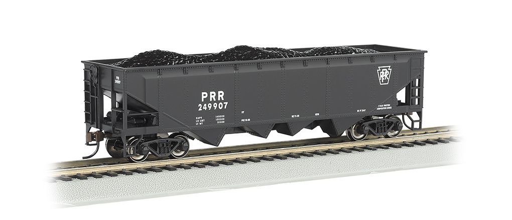 Pennsylvania #249907 - Black - 40' Quad Hopper