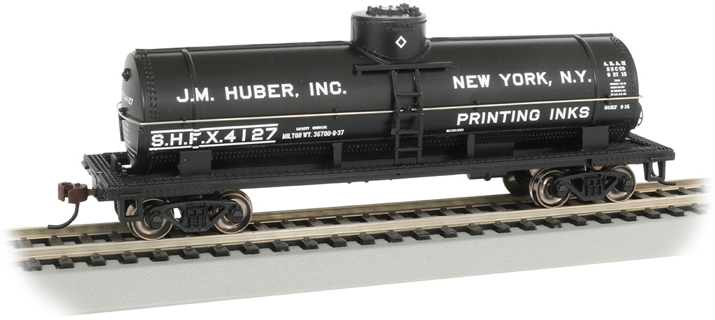 J.M. Huber - 40' Single-Dome Tank Car (HO Scale)