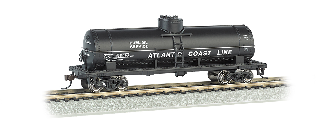 Atlantic Coast Line - 40' Single-Dome Tank Car