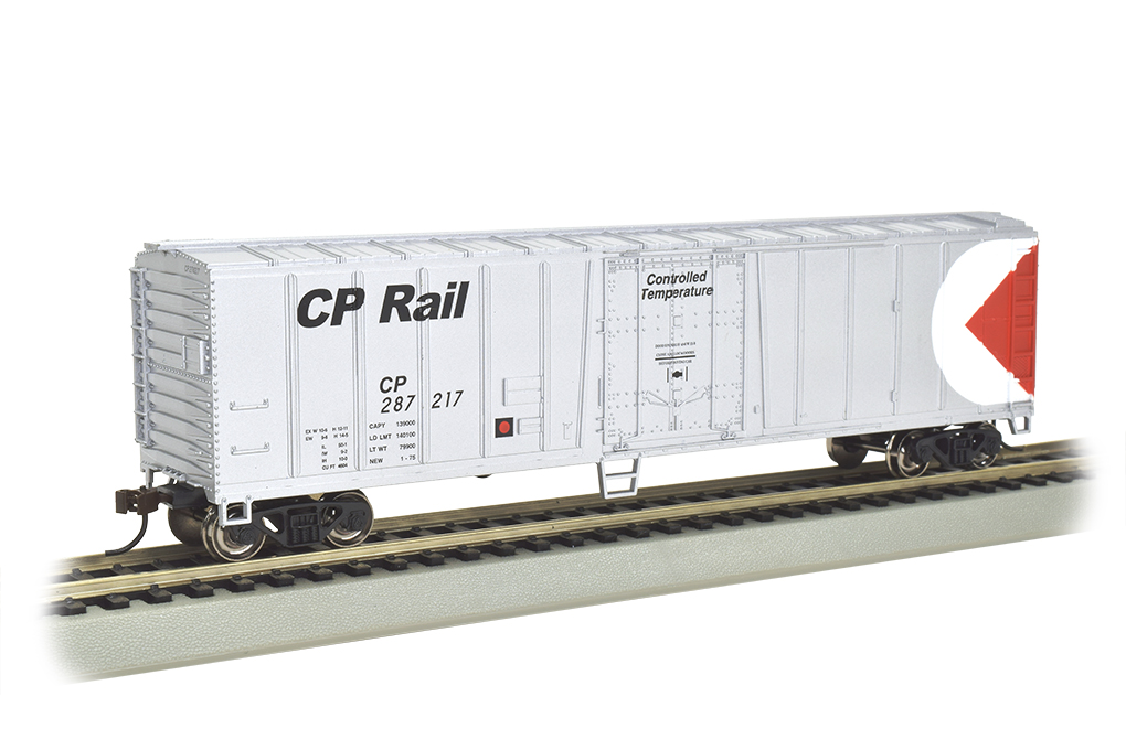 BAC17906 Bachmann Industries HO 50' Steel Reefer CP 160-17906