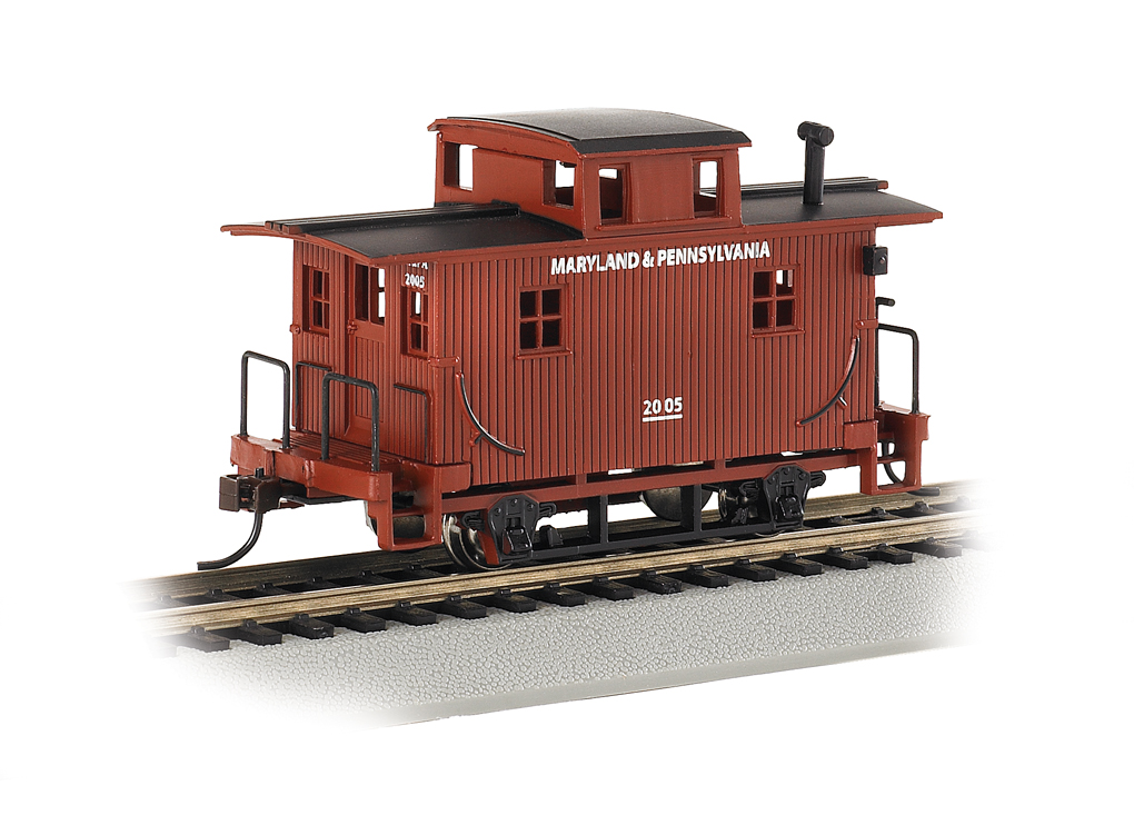 Maryland & Pennsylvania - Bobber Caboose (HO Scale)