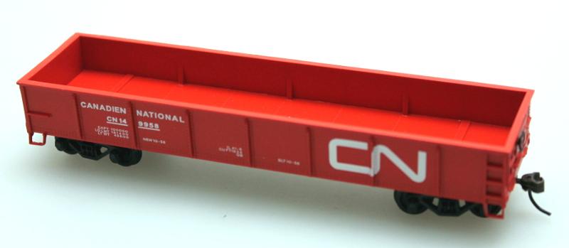 Gondola - Canadian National (HO Scale)