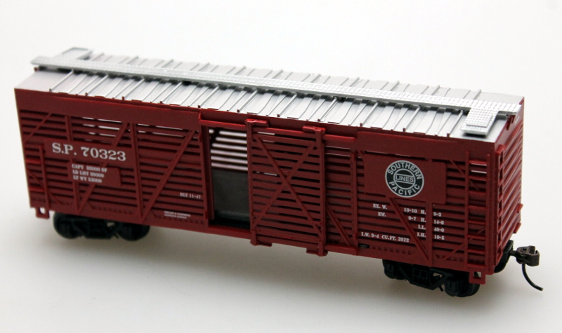 Stock Car - Southern Pacific (HO Scale)