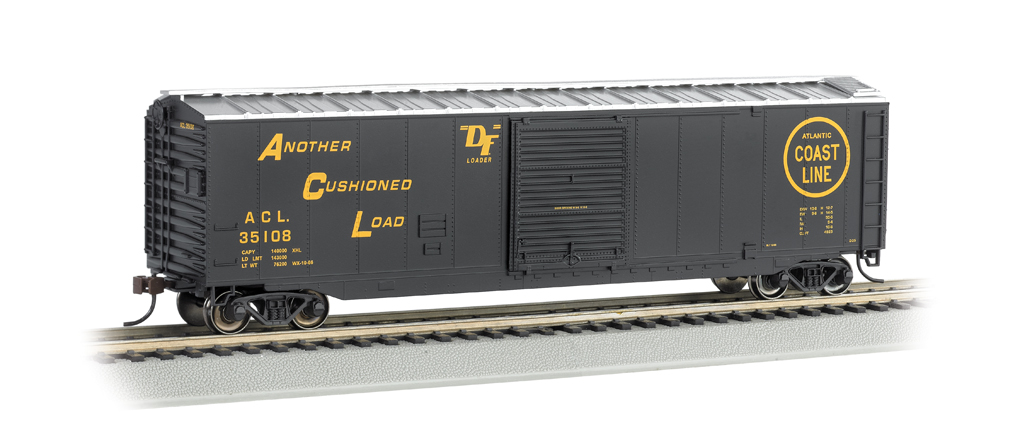 Atlantic Coast Line® - 50' Sliding Door Box Car (HO Scale)