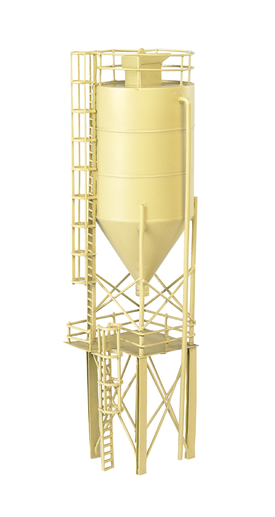Industrial Silo - Click Image to Close