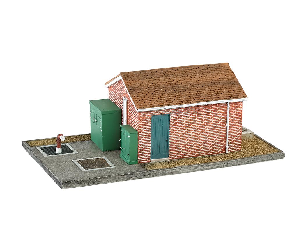 Bachmann 35109 HO Pump Station Kit 160-35109