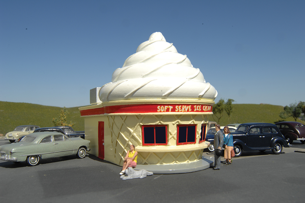 Ice Cream Stand - Roadside U.S.A™ Building