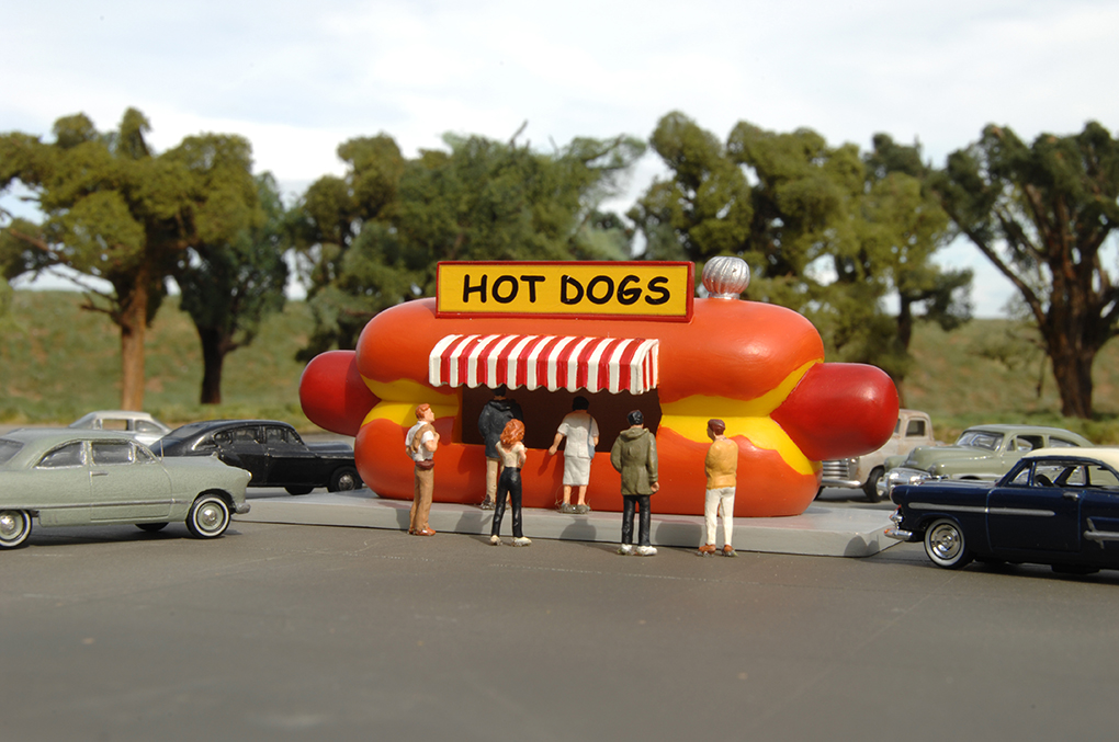 Hot Dog Stand - Roadside U.S.A® Building
