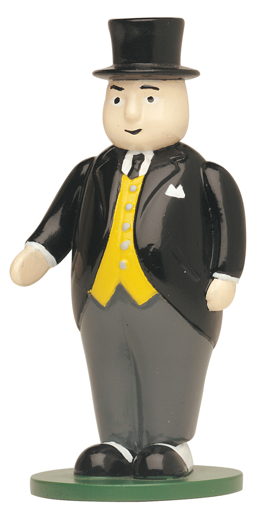 Sir Topham Hatt (All Scales)