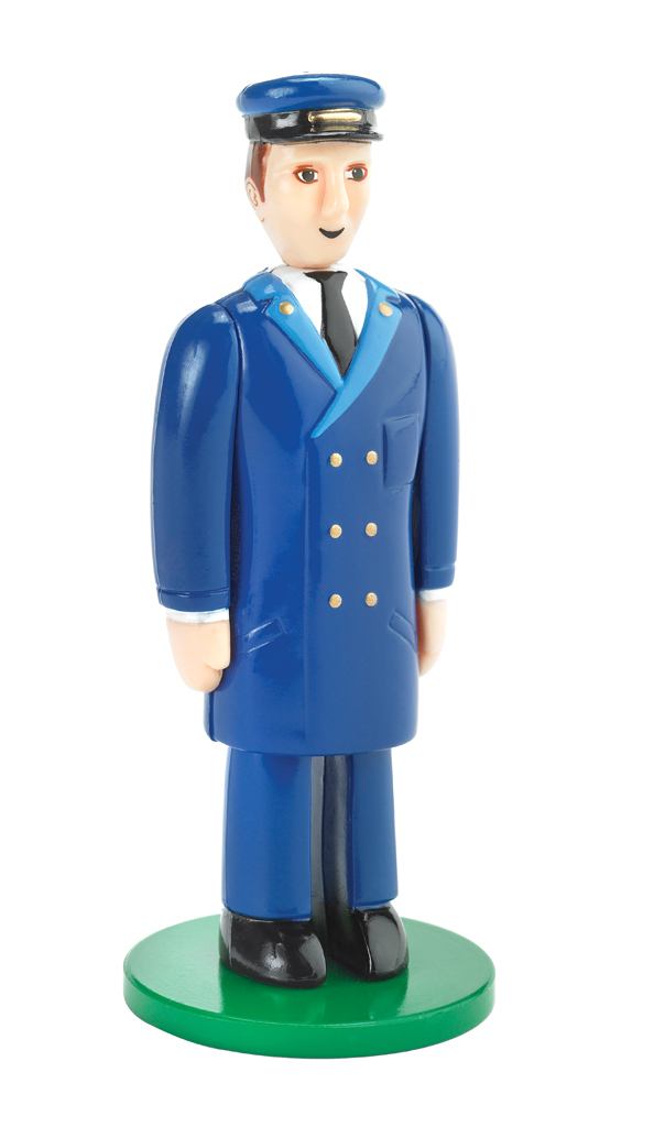 Conductor (HO Scale)