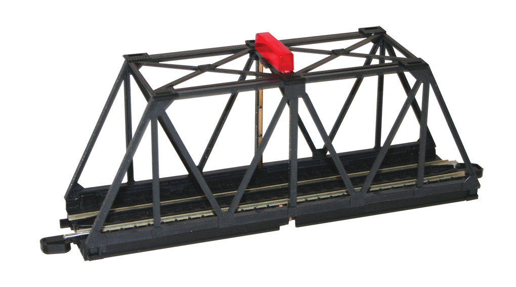 E-Z Track® Truss Bridge with Blinking Light