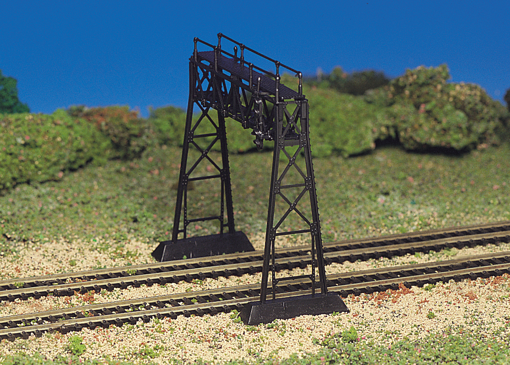 Signal Bridge (HO Scale)
