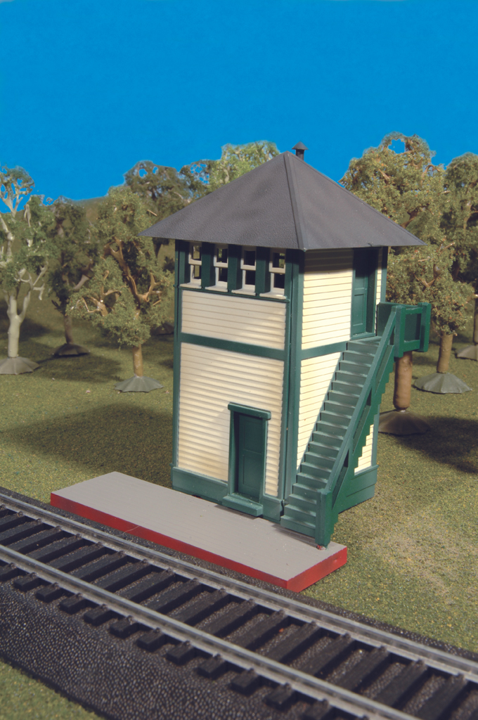 Switch Tower (HO Scale)