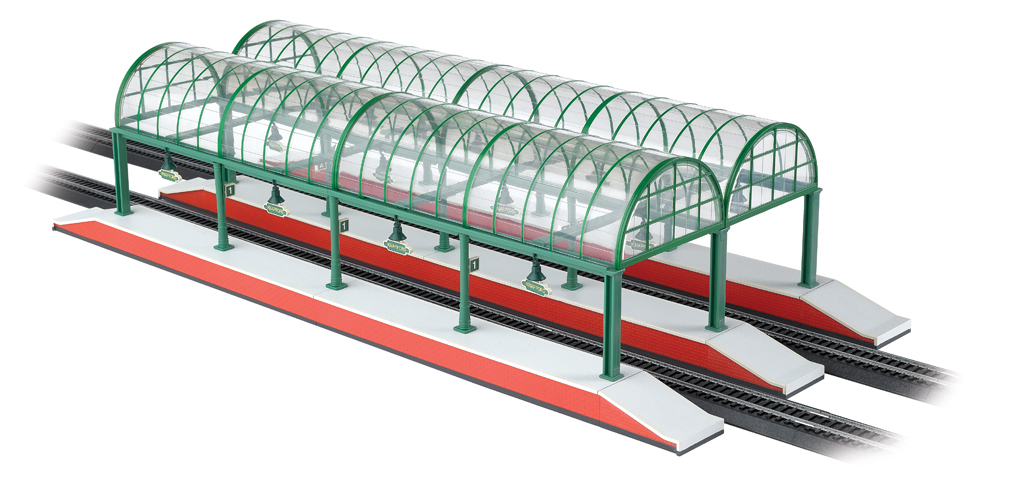 Knapford Station Building Kit (HO Scale)