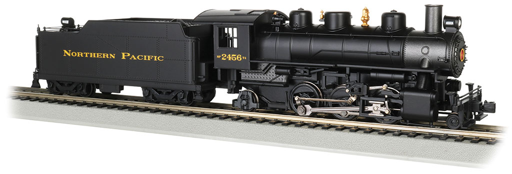 Northern Pacific #2465 - 2-6-2 Prairie (HO Scale)