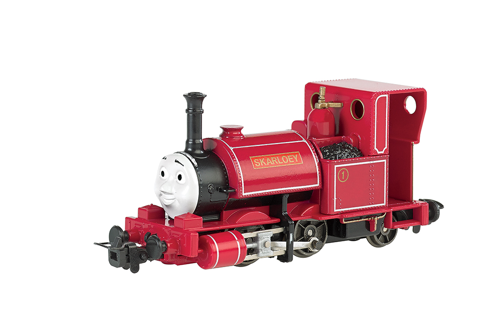 Narrow Gauge Skarloey (HOn30 Scale)