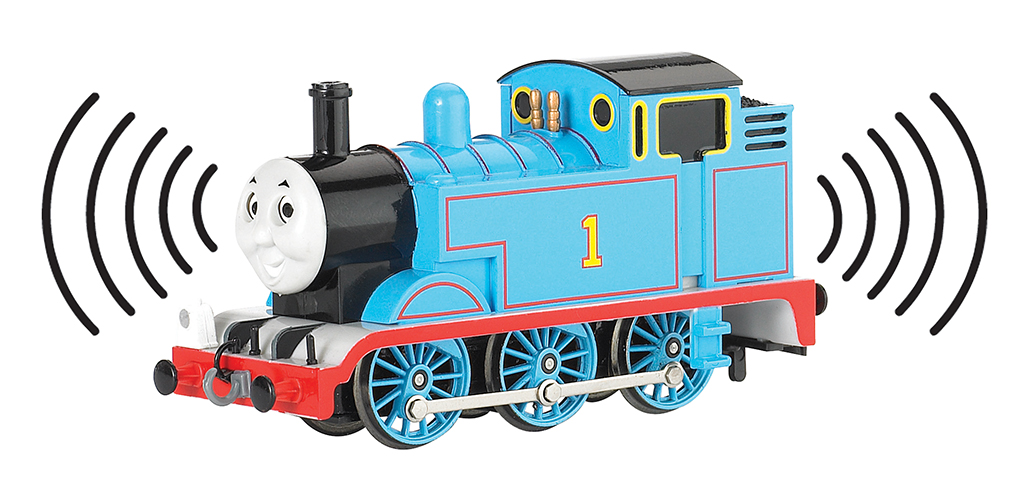 Thomas the Tank Engine™ with Speed-Activated Sound (HO Scale)