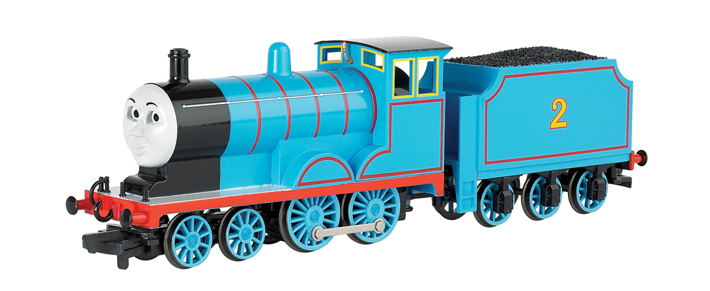 Edward (with moving eyes) (HO Scale) - Click Image to Close