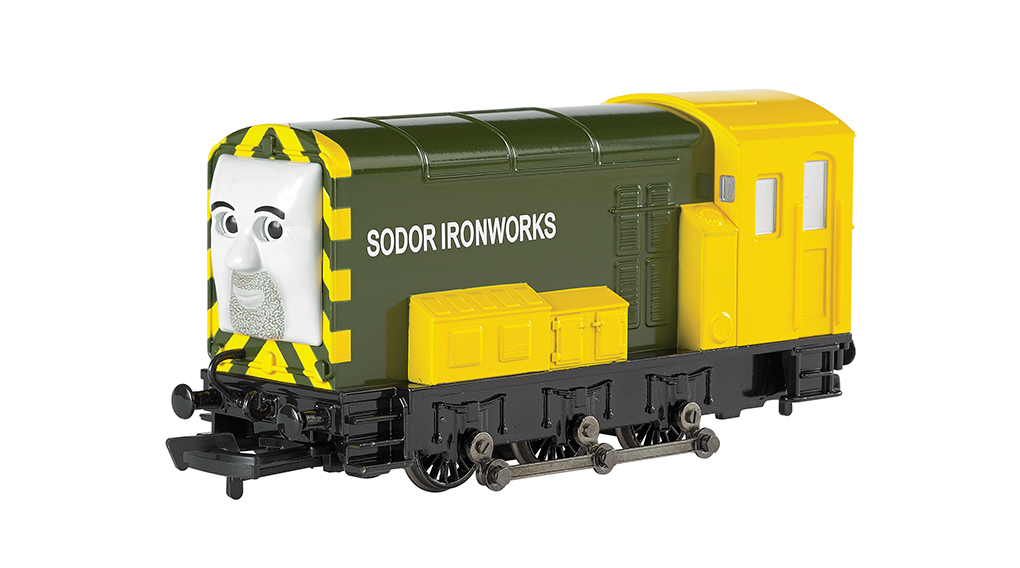 Bachmann 58812 HO Iron 'Arry Thomas & Friends Sodor Ironworks Green