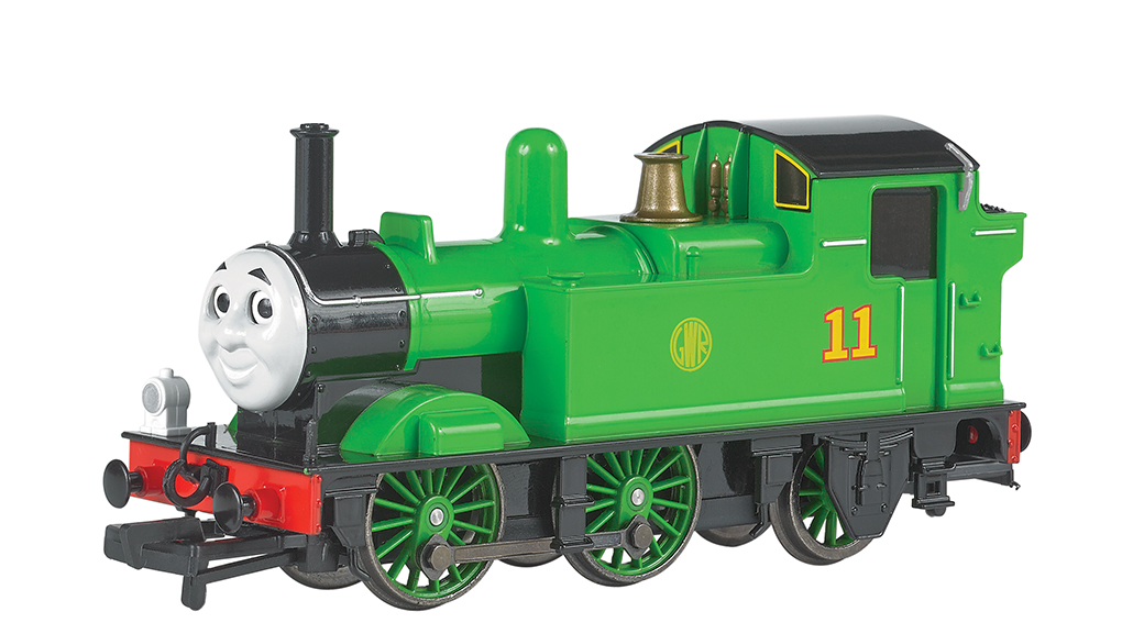 Oliver (with moving eyes) (HO Scale) - Click Image to Close
