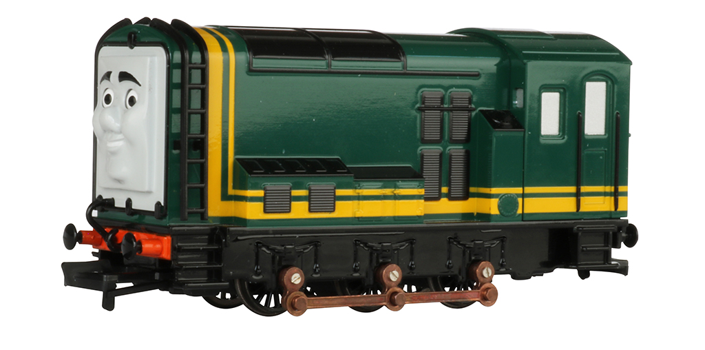 Paxton (with moving eyes) (HO Scale)