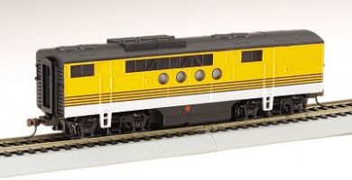 Denver & Rio Grande Western™ - FT-B Unit - DCC