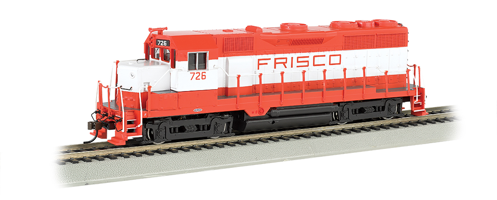 Frisco #726 - GP35 - DCC (HO Scale)