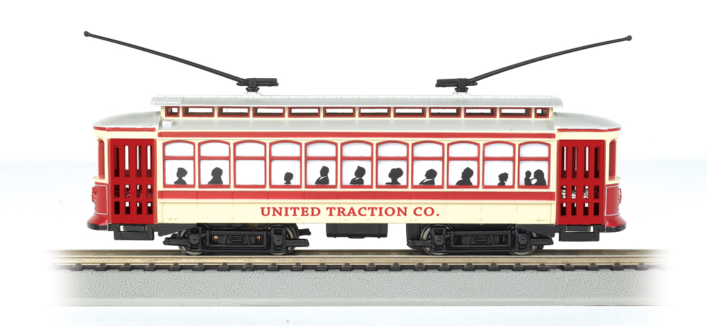United Traction - Brill Trolley (HO Scale)
