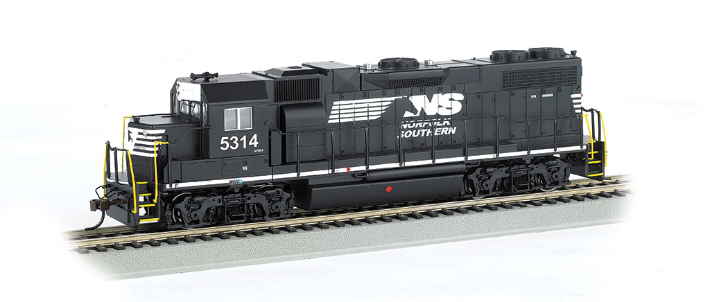 Norfolk Southern #5314 - GP38-2 (HO Scale)