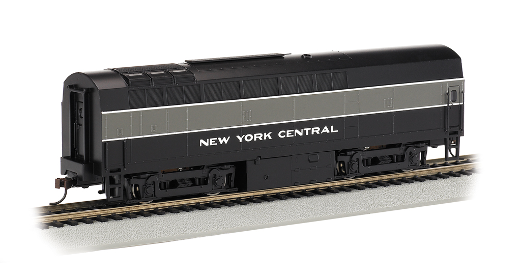 New York Central - Baldwin RF-16 Shark B Unit - DCC