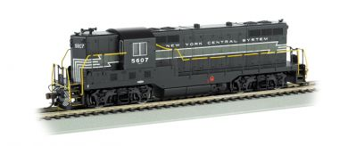 New York Central System #5607 - GP7 - DCC