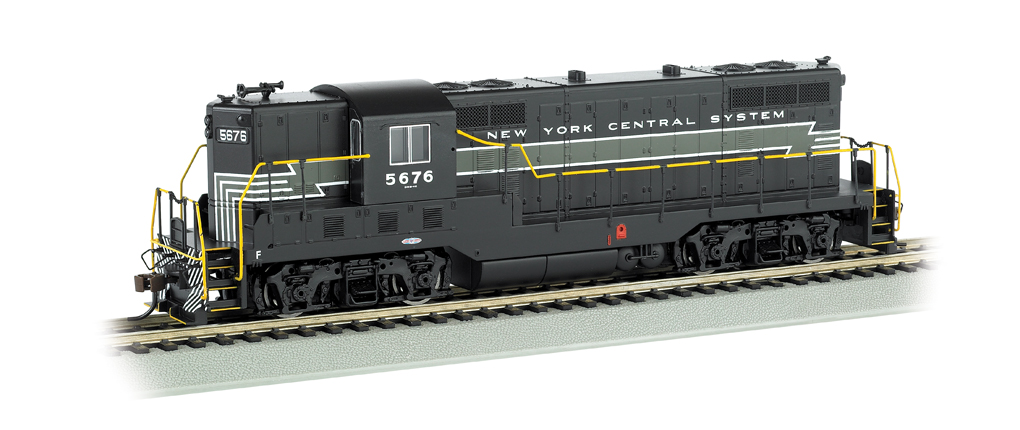 New York Central® System #5676 - GP7 - DCC (HO Scale)
