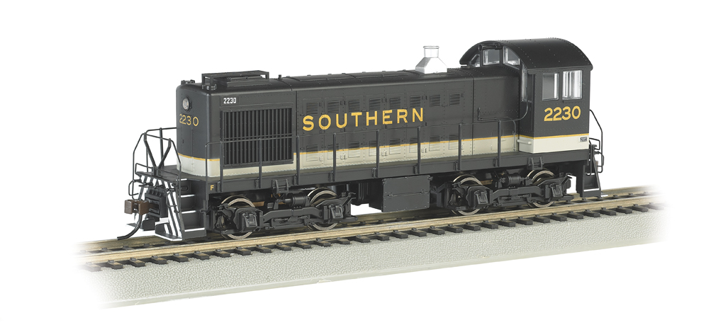 Southern #2230 - ALCO S2 Switcher (HO Scale)