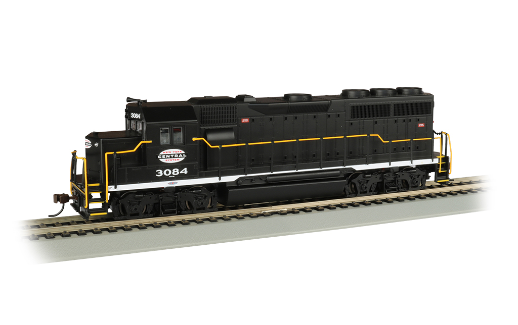 New York Central #3084 - GP40
