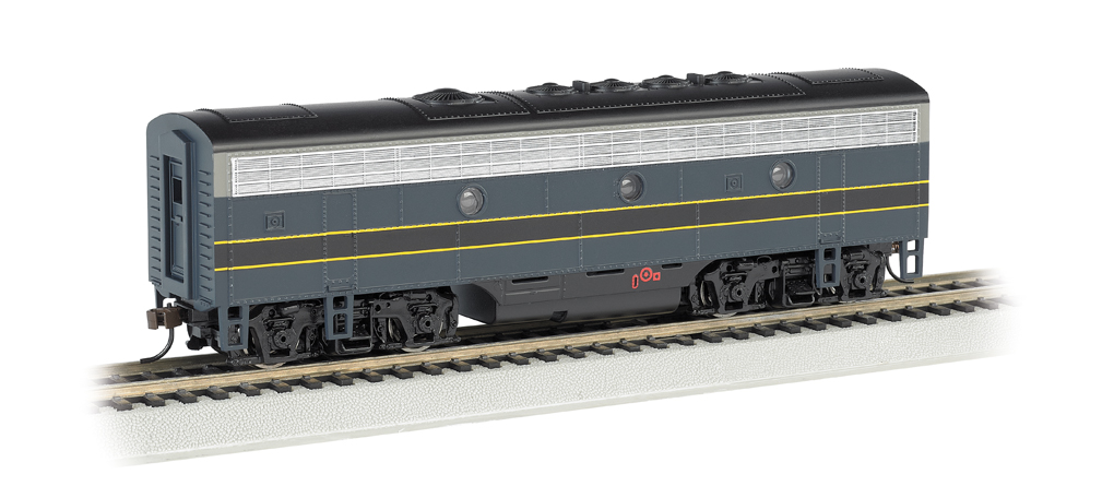 Baltimore & Ohio® - F7B (HO Scale)