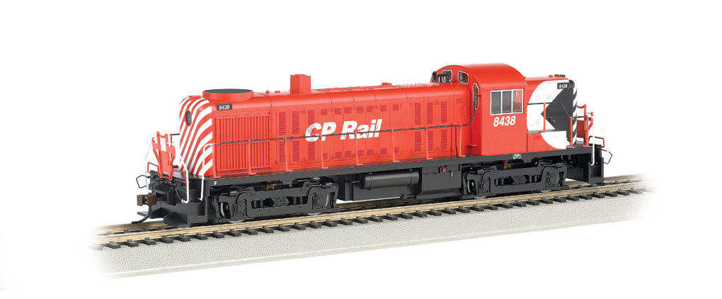 CP #8438 - Multimark - DCC Sound Value (HO ALCO RS-3)