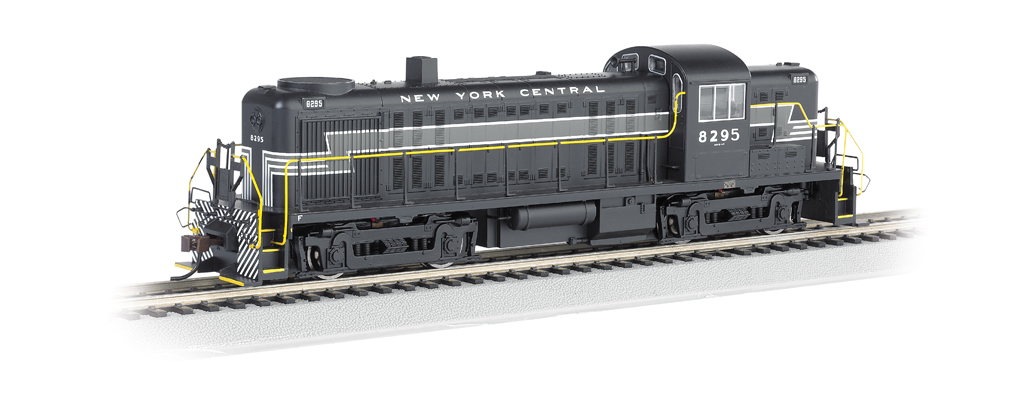 New York Central® #8295 - DCC (HO ALCO RS-3)