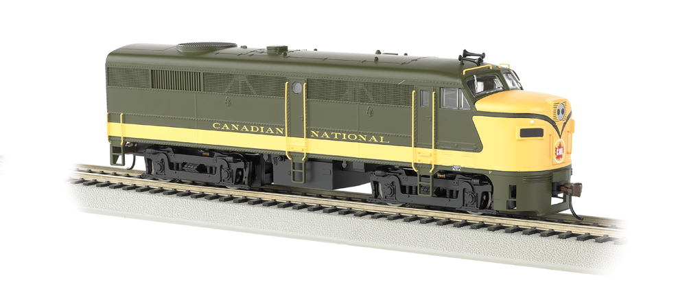 Canadian National - ALCO FA-2 (HO Scale)