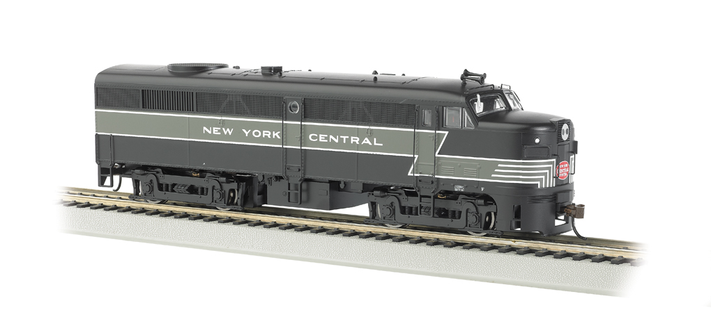 New York Central® - ALCO FA-2 - DCC Sound Value (HO Scale)