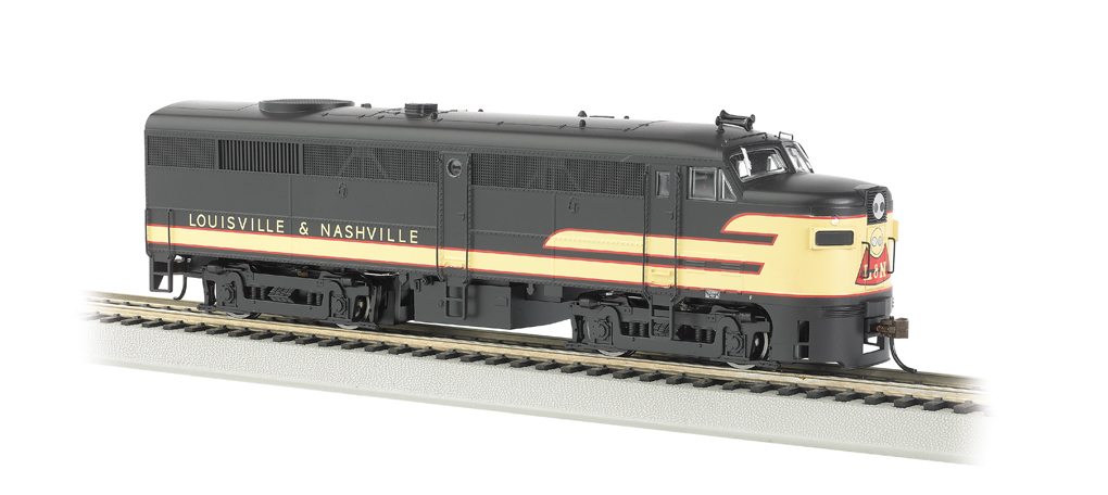 Louisville & Nashville - ALCO FA-2 - DCC Sound Value (HO Scale)